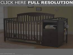 Convertible Cribs With Changing Table And Drawers Crib And Changing Table Image For Convertible Crib Changing