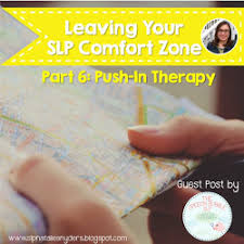 Leaving Your Comfort Zone Stepping Outside Your Slp Comfort Zone By Brittany Barker
