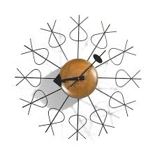 Herman Miller Clock George Nelson U0026 Associates Pretzel Clock Model 4774