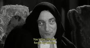 Young Frankenstein Blind Man My Old Man Always Gave The Best Advice Young Frankenstein Gif