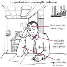 position au bureau dormir au bureau michel picot