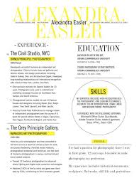 Sample Resume Design by Resume Design Magazine Layout Now Just Go Find Your Job