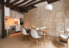 plancher cuisine bois stunning salle a manger parquet bois pictures awesome interior avec