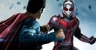 ant man superman wins movieweb