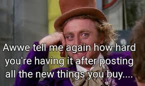 Funny Wonka Memes - meme maker buy things