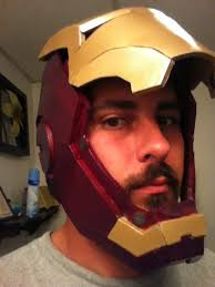iron man paint color