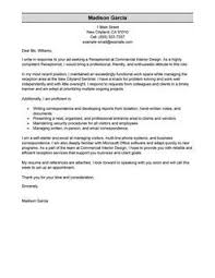 cover letter free cover letter exles for every search livecareer