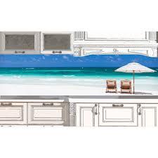 Kitchen Backsplash Wallpaper Ideas Kitchen Backsplash Beach 2 50 Desing Ideas For Kitchen Decor