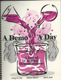 demo a day a year of chemical demonstrations bilash
