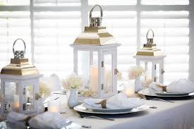 white lantern centerpieces wedding lantern centerpieces
