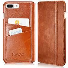 Business Card Case Leather Kavaj Iphone 8 Plus Iphone 7 Plus Case Leather