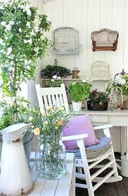 Shabby Chic Garden Decorating Ideas Shabby Chic Patio Ideas Table Pottery Barn Inspired Chic Patio