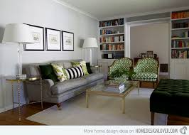 green gray living 15 lovely grey and green living rooms home design lover