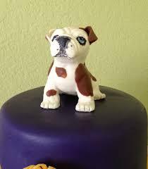 bulldog cake topper bulldog cake topper cakecentral