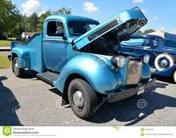 Vintage Ford Truck Commercials - pickup truck at car show editorial stock image image 59818089