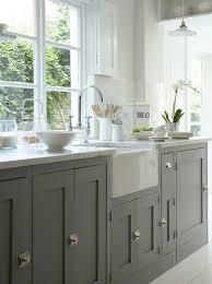 grey kitchen cabinets restoration hardware all about grey