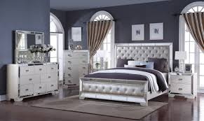 White Mirrored Bedroom Furniture Mirrored Bedroom Furniture Sets Vivo Furniture