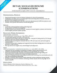 combination resume template 2017 combination resume template 2017 sles companion retail manager