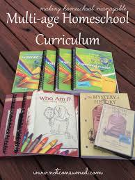 multi aged homeschool curriculum choices 2014 2015
