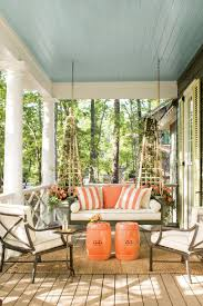 L Shaped House With Porch The 2016 Idea House Southern Living
