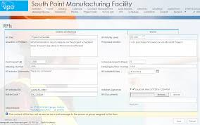 construction schedule templates form for excel rfi log forms free