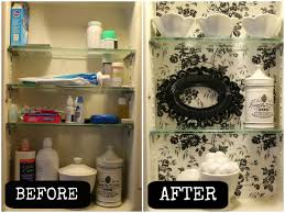 lemmon and company medicine cabinet makeover