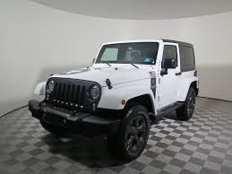 white jeep new 2017 jeep wrangler freedom convertible in parkersburg d6317