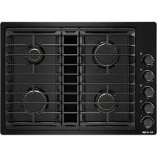30 Downdraft Electric Cooktop Kitchen Top Amana Acc3660aw 30 Inch Gas Downdraft Cooktop W 4