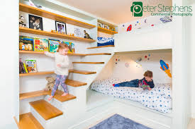 Bespoke Bunk Beds Bespoak Joinery Childrens Bunk Bed Pjs Commercial Photography