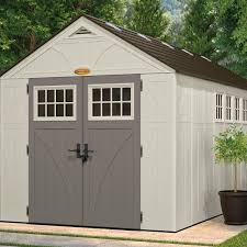 Outdoor Sheds For Sale by Outdoor U0026 Garden Contemporary White Suncast Sheds For Outdoor