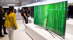 Green Tv by Samsung U0027s 88 Inch Quantum Dot Suhd Tv Is The Largest On The Market