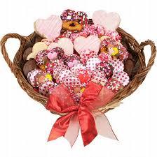 bakery gift baskets sweethearts gourmet bakery gift basket bakery gifts