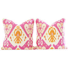 decor tips home fashion ideas and pink ikat pillow for ikat home fashion ideas and pink ikat pillow for ikat pillows with pillow covers etsy also living room sofa decoration ideas and home interior design with living