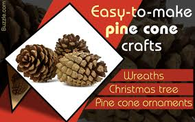 4 incredibly cute and fun pine cone crafts for kids