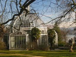 Botanic Garden Mansion Geneva S Botanical Gardens Mont Blanc Family
