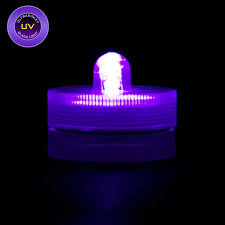 violet submersible led light uv black light