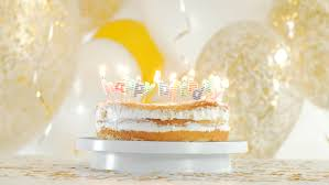 happy birthday cake stock footage video 2741726 shutterstock