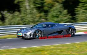 koenigsegg road demo bkb 2016 koenigsegg agera r prototype crashed on the nürburgring