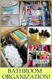 bathroom organization ideas home diy easy home