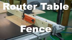 router table dust collection router table fence diy with dust collection pt 1 youtube