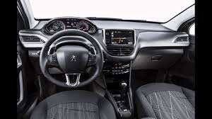 peugeot 506 car 2016 peugeot 208 interior youtube