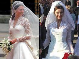 wedding dress daily copy kate critics snipe kate middleton s wedding dress similar to