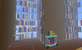 the dropper map the library minecraft dropper map wordpuncher s