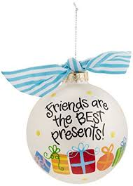 best friends ornaments