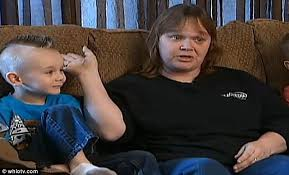 faid haircuts for 5 year old boys ethan clos 5 banned from ohio school for distracting mohawk