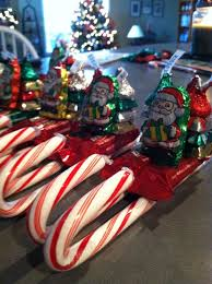 candy santa sleighs for nursing home residents scout