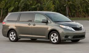 2014 Toyota Corolla Roof Rack by 2014 Toyota Sienna Overview Cargurus