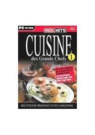 logiciel recette cuisine gratuit logiciel recette cuisine cuisine des grands chefs volume 1