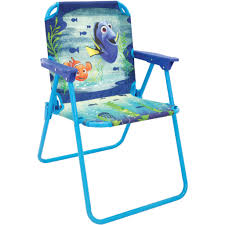 Tinkerbell Folding Chair by Disney Finding Dory Patio Chair Walmart Kids Lawn Chair In Chair