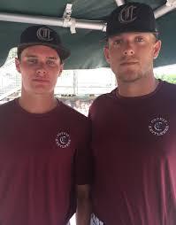 cotuit kettleers jenista conine win top cape cod baseball league